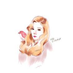 redvelvet irene fanart | Red Velvet Ice Cream Cake Irene Fan Art by velvetized on DeviantArt