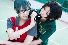 Midorima & Takao | Kuroko no Basket #cosplay #anime