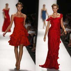 Beautiful Carolina Herrera dresses