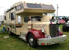 Custom camper.