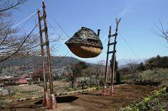 世界で最も危険な茶室!長野にある「高過庵」のありえない設計とは   RETRIP[リトリップ]