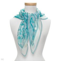 CARTIER Made In Italy Silk Scarf