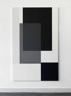 Abstract Geometric Art, Abstract Wall Art, Diy Canvas Art, Minimalist Art, White Art, Diy Art, Art Prints, Mondrian, Paintings