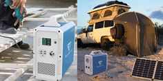 Maxoak Bluetti 1500wh Solar Generator All To Know About Maxoak S Huge Power Station In 2020 Portable Solar Generator Solar Generator Solar