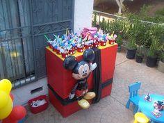 DIY Mickey Mouse Decor Idea