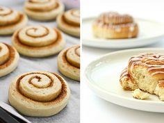 La ciliegina sulla torta: Cinnamon rolls