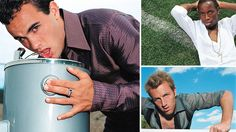 Red, White, & Blue Steel - the best photo shoot in US soccer history