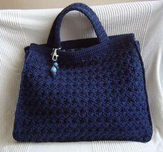 c25efc0a9f 10 meilleures images du tableau sac à main en crochet   Yarns ...