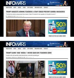Tutto il tuo preferito Infowars News e Media in una semplice applicazione mobile.