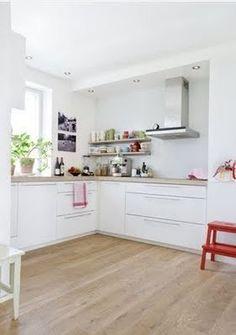 simple basic kitchen