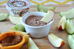 Chocolate Hazelnut Chobani Dip, via DietsInReview.com