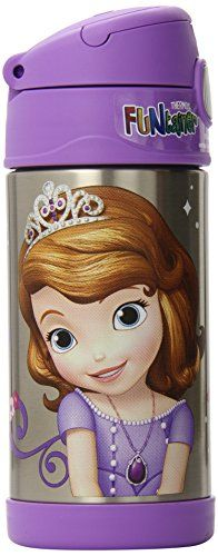 Thermos FUNtainer Bottle, Sofia The First, 12 Ounce Thermos http://www.amazon.com/dp/B00I00K9GW/ref=cm_sw_r_pi_dp_HqBRub1GQG36R