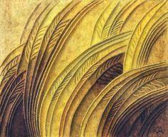 patternprints journal it: BELLISSIME SUPERFICI NELLE OPERE TESSILI TRIDIMENSIONALI CREATE DA ANNA KUBINYI