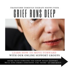 Know someone who has been struggling with Grief? Share this post with them and we'll give them 10% off our online grief support groups.  • • • #onlinetherapy #teletherapy #grief #dealingwithchange #dailychallenges #lifechanges #loss #lossoflovedone #lossofchild #jobloss #careerchange #lossofreligion #divorce #disaster #frontlineresponders #Covid19 #coronavirus #hope #copingstrategies #support #community #essentialworkers #frontlineworkers #transformthroughtherapy Loss Of Loved One, Emotionally Exhausted, How To Move Forward, Grief Support, Support Groups, Child Loss, Daily Challenges, Online Support, Understanding Yourself