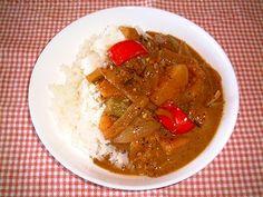 ベトナム野菜カレーのレシピ