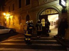 24.10.2012: Atemschutzübung im Rathaus