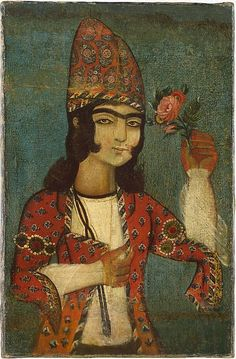 Iran, late 18th century, Qajar dynasty.