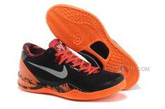e836a67ee66b Nike Kobe 8 System PP Philippines Pack Black-Orange