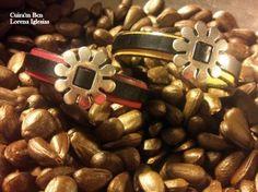Les meves creacions, braçalets de cuir i imitació  My creations, Bracelets Leather and imitation leather.