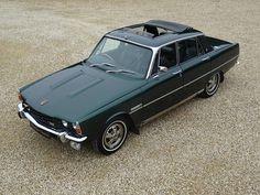 Classic Cars British, British Car, Rover P6, Range Rover Classic, Cars Uk, Classic Motors, Mustang Cars, Unique Cars, Top Cars
