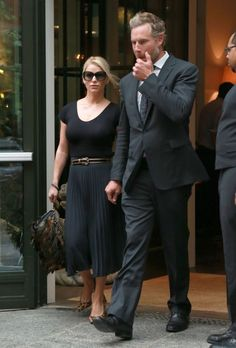 Jessica Simpson and Eric Johnson Out in NYC - Pictures - Zimbio