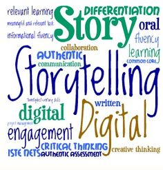 wwwatanabe: Digital Storytelling and Stories with the iPad