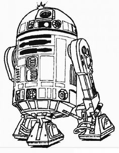 Star Wars Coloring Pages for Children