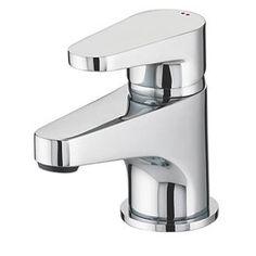 Bristan Quest Bathroom Basin Mono Mixer Tap with Click Waste | Basin Mixer Taps…