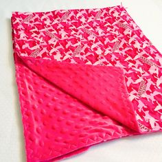 Duck Dynasty Baby Blanket by DailySnuggle on Etsy