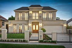 Property Report for 4 Tower Road, Balwyn North VIC 3104 House Elevation, House Goals, House Facades, House Exteriors, Facade House, Villa Plan, Luxury Mansions, Luxury Homes, Beach Houses