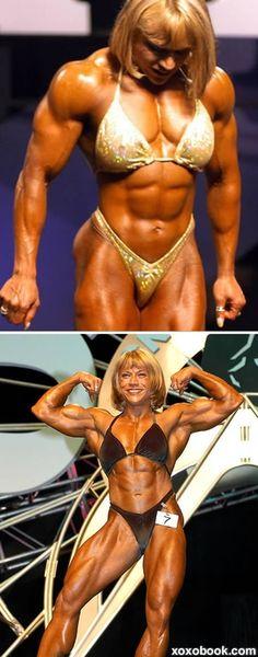71 Best Juliette Bergman Images  Bodybuilding, Female -9423