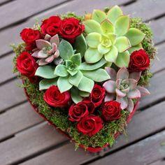 Flower Decoration Ideas For Valentine's Day_37