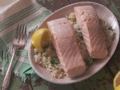Get this all-star, easy-to-follow Traditional Poached Salmon recipe from Nancy Fuller