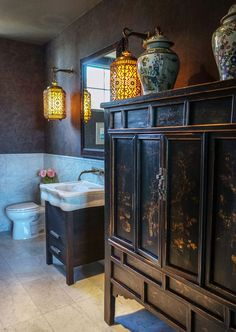 Elements From Architectural Salvage Antiques Santa Barbara Pent House Building Design