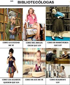 Liburuzainak / Bibliotecarias