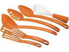 Rachael Ray Tools & Gadgets 6-pc. Tool Set: Orange at Rachael Ray Store