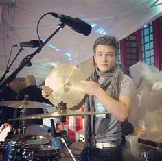 Josh <3 Oh my gosh is it possible that he got even more attractive look at that hair