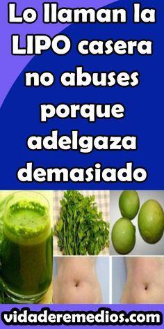 Lo llaman la #LIPO casera no abuses porque #adelgaza demasiado #adelgazahoy #bienestar #salud #remedios