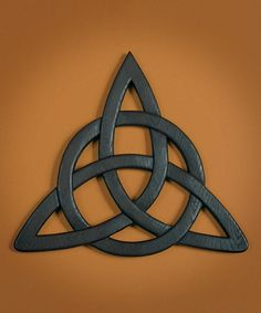 Another great find on #zulily! Celtic Trinity Knot Wall Art by Abbey Press #zulilyfinds