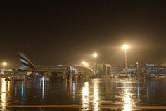 Pubblicita' gratuita per aziende: A Malpensa l'A380 targato Emirates. L'adeguamento ...