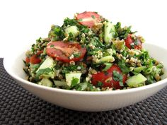 Tabbouleh by Gastronomer's Guide