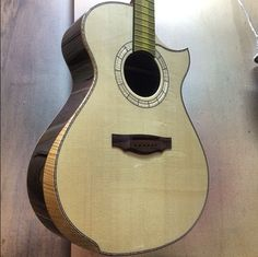 Keisuke Nishi (Keystone) Woodstock build thread - The Acoustic Guitar Forum