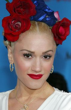 Gwen Stefani at the 2005 Billboard Music Awards.