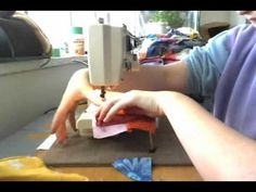 How to make a Crazy Quilt