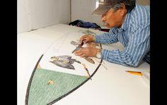 Picnic Blanket, Outdoor Blanket, Inuit Art, Venice Biennale, Sad Day, Arctic, Kids Rugs, Gallery, Kid Friendly Rugs