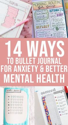health journal Bullet Journaling For Mental Health amp; Bullet Journal Anxiety, Bullet Journal Mental Health, Self Care Bullet Journal, Bullet Journal Layout, Bullet Journal Inspiration, Journal Ideas, Bullet Journals, Journaling For Mental Health, Bullet Journal Exercise Tracker