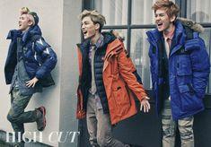 EXO-K ♡  High Cut Magazine Vol.111