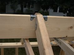 Shed Construction Project – Framing Rafters Shed Construction, Build Your Own Shed, Shed Kits, Storage Shed Plans, Wood Shed, Diy Shed, Outdoor Sheds, Shed Design, Building A Shed