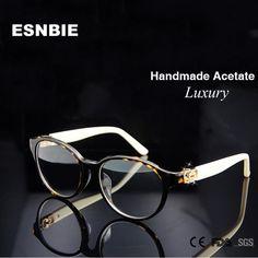 461e3a8639c8 Buy High Quality Brand Design Eyewear Frames Women Luxury occhiali Prescription  Glasses Frame in Clear Lens Rx Optical Frame Woman