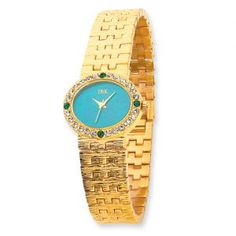 Jackie Kennedy Bracelet Watch